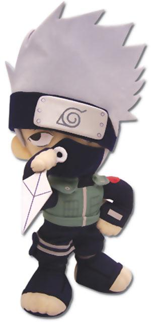 Kakashi Naruto Plush