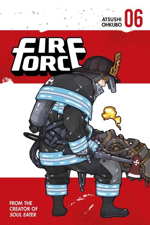 Fire Force Manga Volume 6