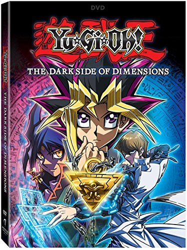 Yu-Gi-Oh! The Dark Side of Dimensions DVD