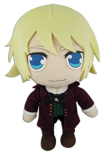 Alois Black Butler Plush