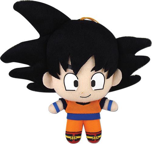 Goku Dragonball Z Plush