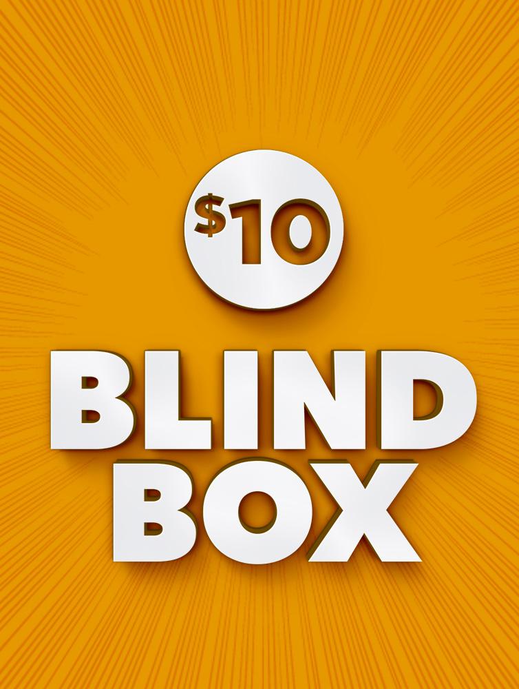 $10 Blind Box Bargain Item