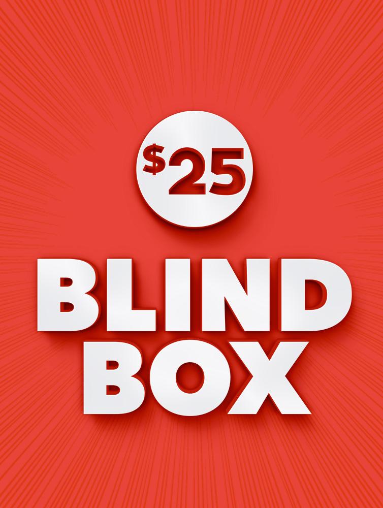 $25 Blind Box Bargain Item