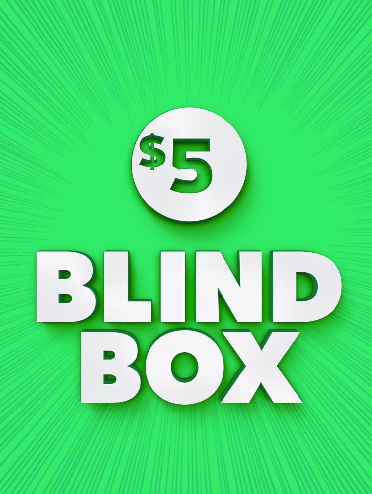 $5 Blind Box Bargain Item