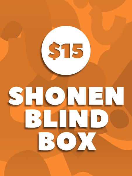 $15 Shonen Blind Box