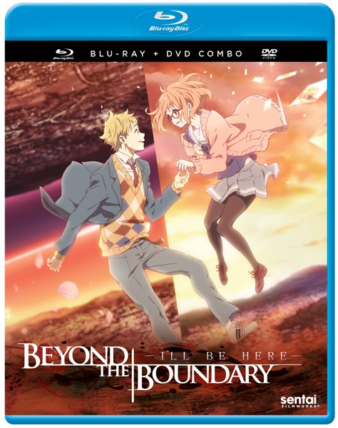 Beyond the Boundary ILL BE HERE Blu-ray/DVD