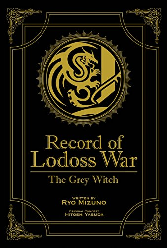 Record of Lodoss War The Grey Witch Novel