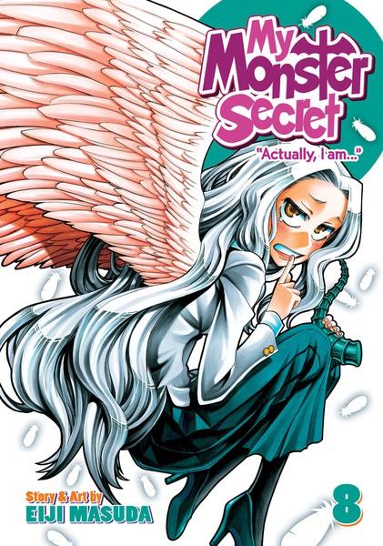 My Monster Secret Manga Volume 8