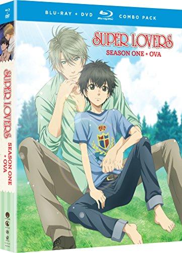 Super Lovers Season 1 Blu-ray/DVD