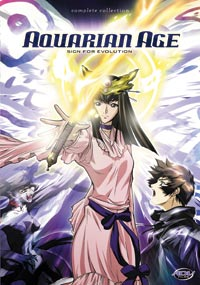 Aquarian Age Complete Series DVD