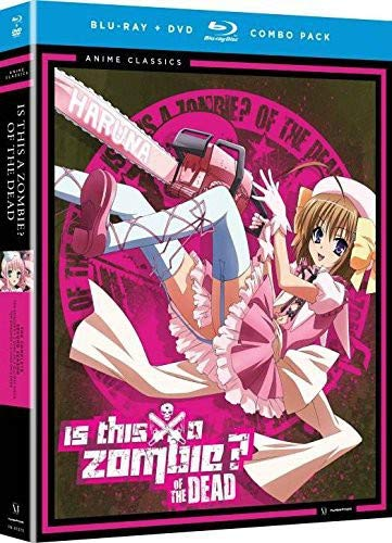 Is This A Zombie of the Dead Blu-ray/DVD Anime Classics