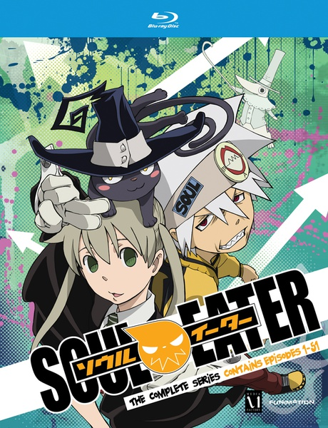 Soul Eater Complete Series Blu-ray