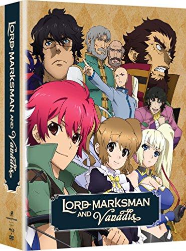 Lord Marksman and Vanadis Limited Edition Blu-ray/DVD