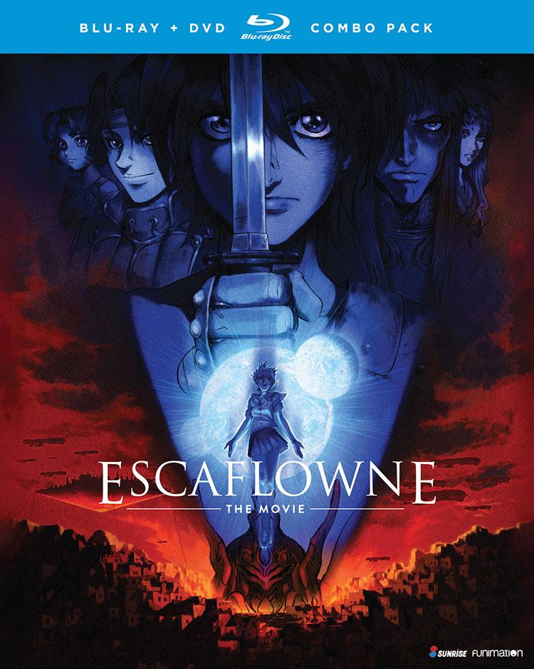 Escaflowne The Movie Blu-ray/DVD