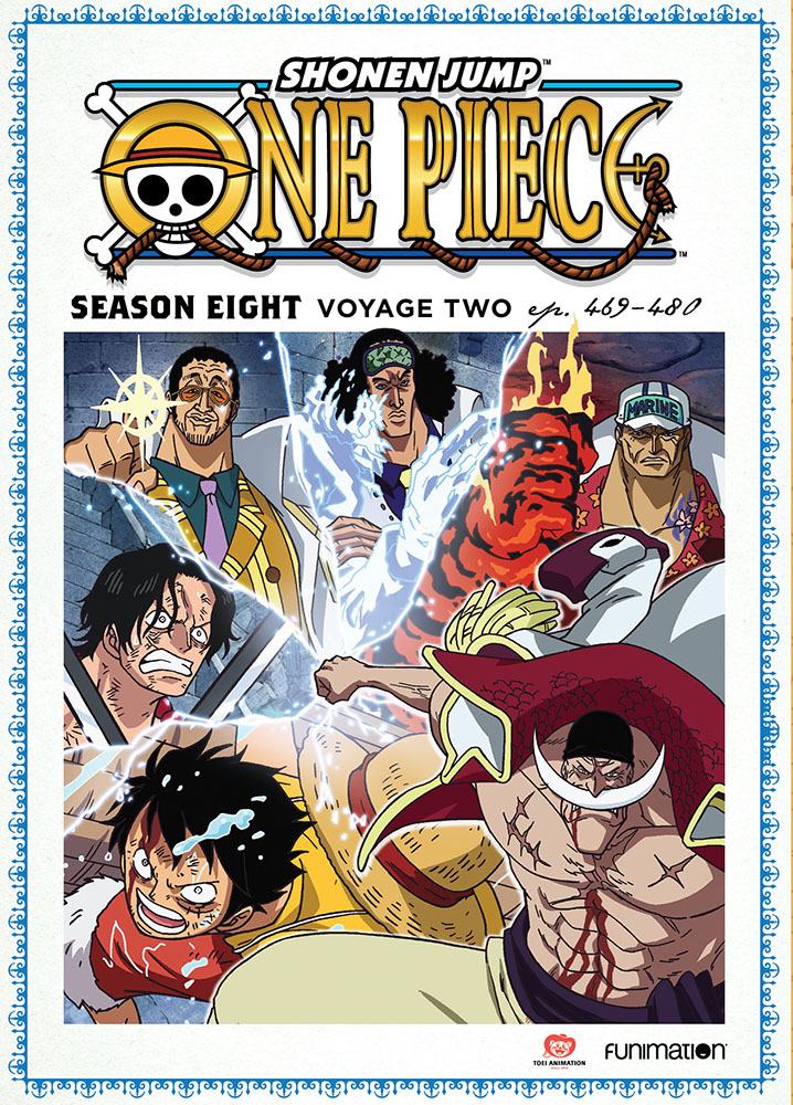 One Piece Season 8 Part 2 DVD