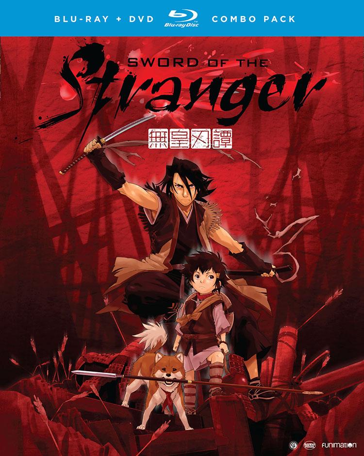 Sword of the Stranger Blu-ray/DVD