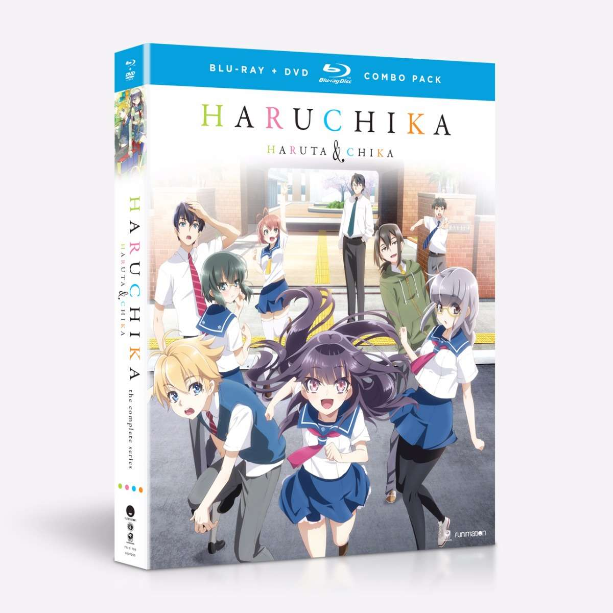 Haruchika Blu-ray/DVD