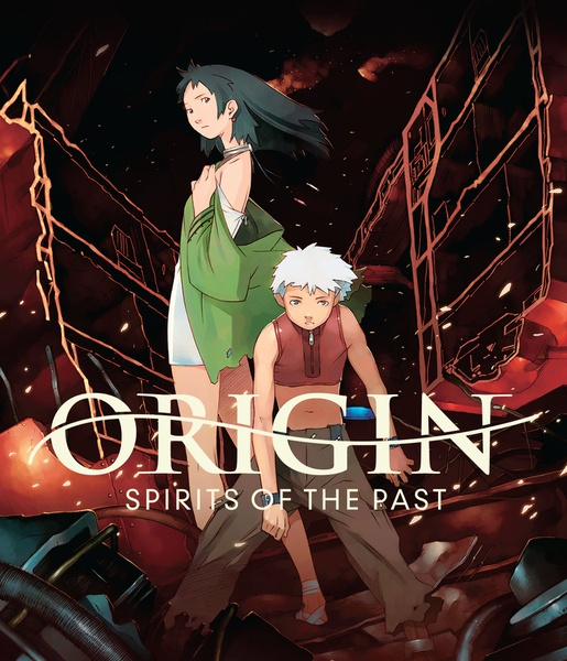 Origin Spirits of the Past Blu-ray/DVD