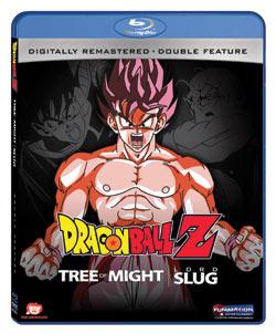 Dragon Ball Z Movies 3-4 Tree of Might/Lord Slug Blu-ray