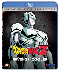 Dragon Ball Z Movies 5-6 Coolers Revenge/Return of Cooler Blu-ray