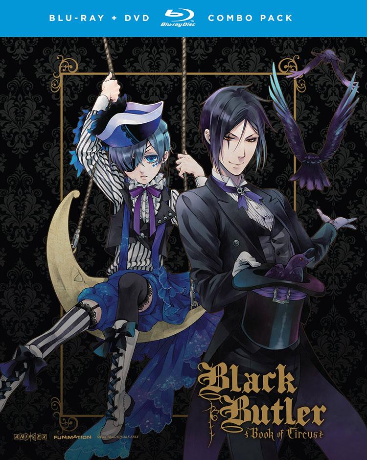 Black Butler Season 3 Blu-ray/DVD