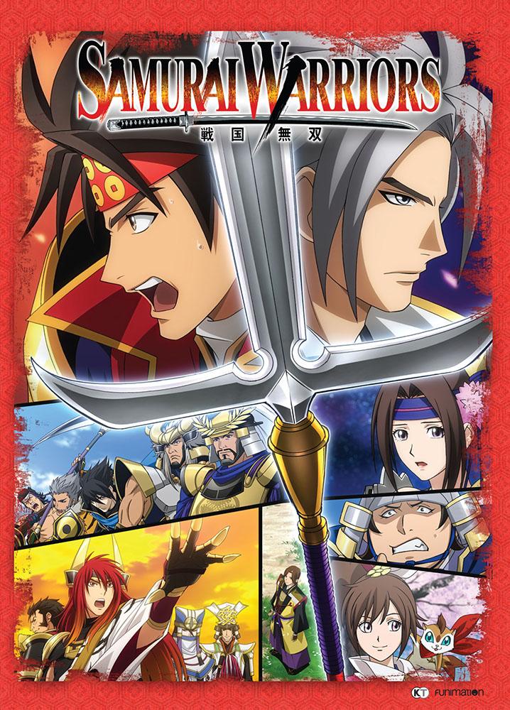 Samurai Warriors DVD