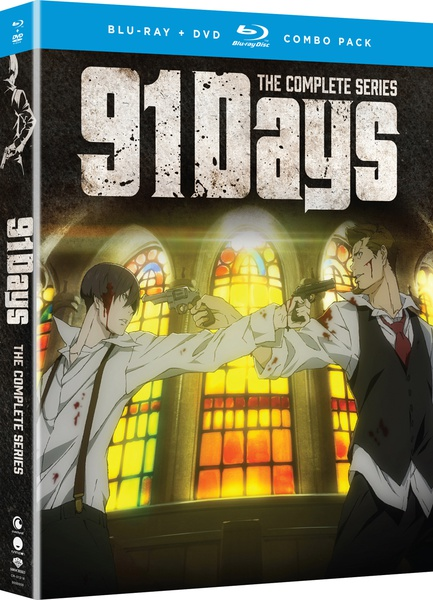 91 Days Blu-ray/DVD