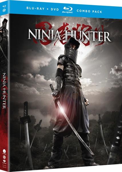 Ninja Hunter Blu-ray/DVD