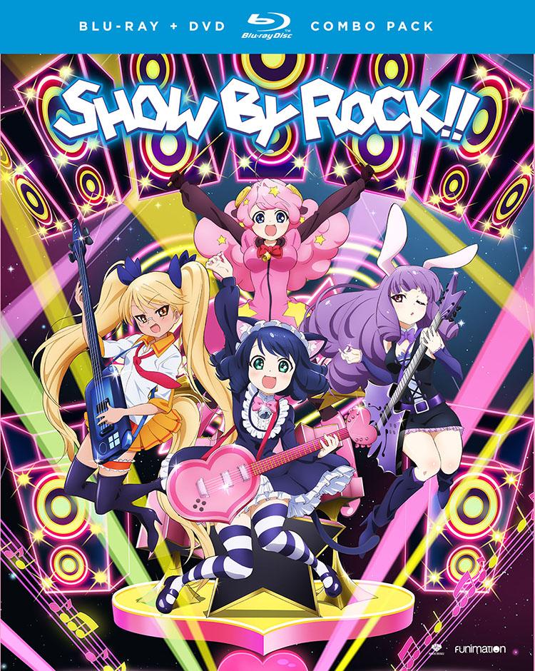 Show By Rock!! Blu-ray/DVD