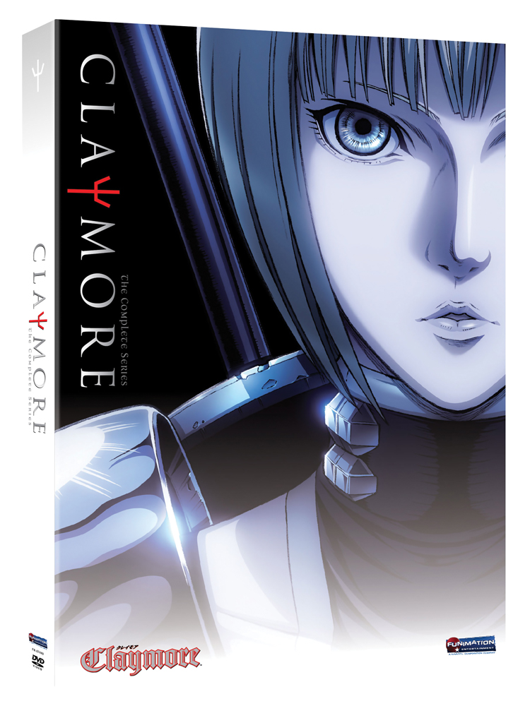 Claymore Complete Series DVD Anime Classics
