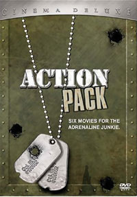 Adrenaline Junkie Cinema Deluxe Action Pack DVD