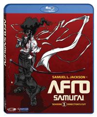 Afro Samurai Blu-ray Uncut