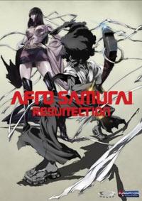 Afro Samurai: Resurrection DVD Edited