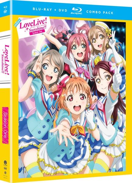 Love Live! Sunshine!! Season 1 Blu-ray/DVD