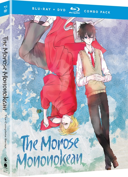 The Morose Mononokean Blu-ray/DVD