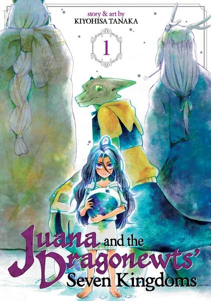 Juana and the Dragonewts Seven Kingdoms Manga Volume 1