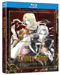 Trinity Blood Complete Series Blu-ray