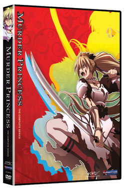 Murder Princess Box Set DVD