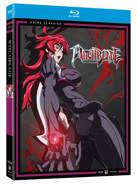 Witchblade Complete Series Blu-ray Anime Classics