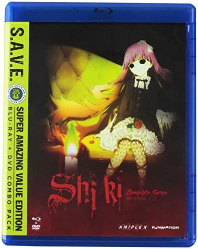 Shiki Complete Series Blu-ray/DVD SAVE Edition