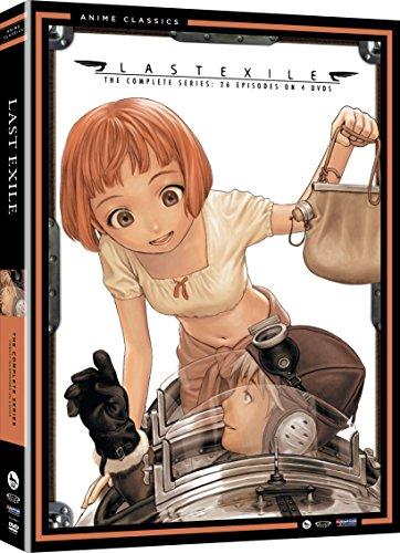 Last Exile Complete Series DVD Anime Classics