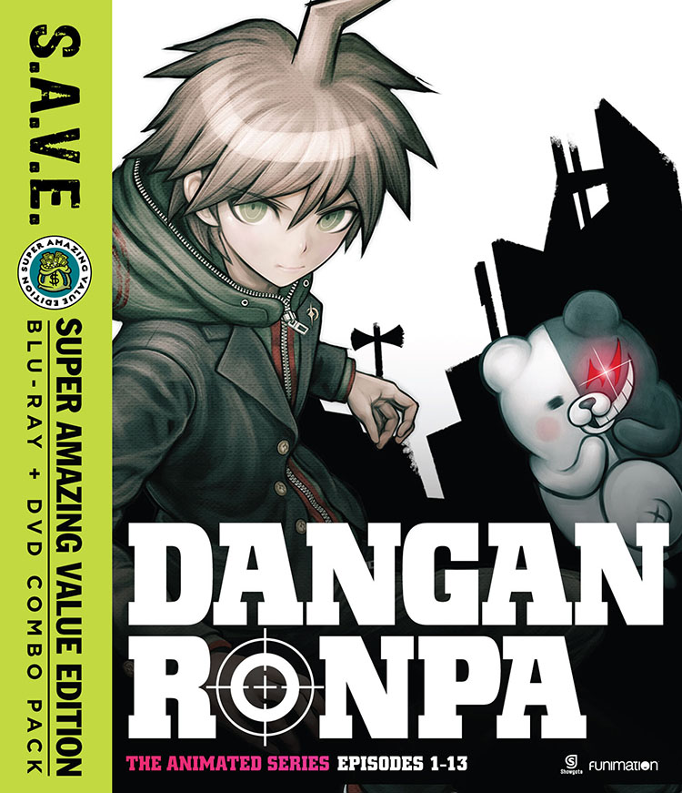 Danganronpa Blu-ray/DVD SAVE Edition