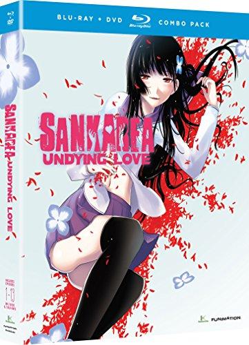 Sankarea Undying Love Blu-ray/DVD