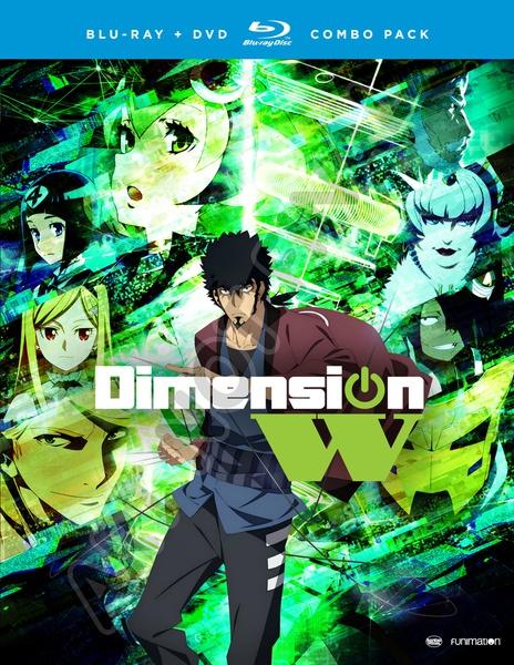Dimension W Blu-ray/DVD