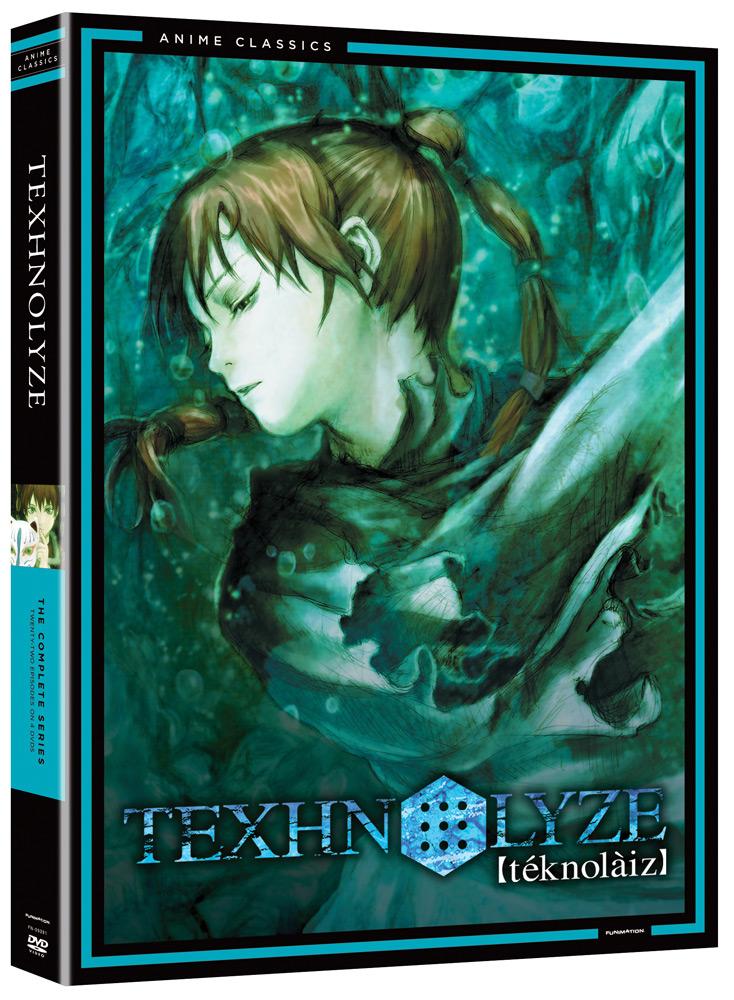 Texhnolyze Complete Series DVD Anime Classics