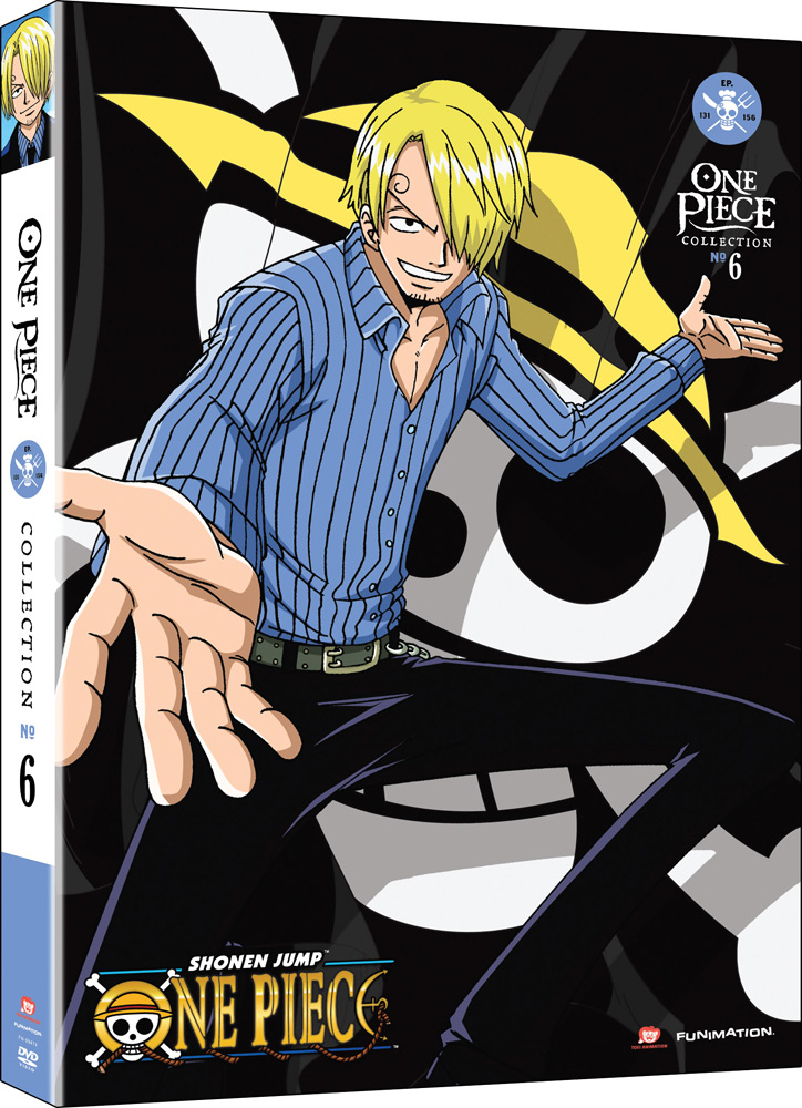 One Piece Collection 6 DVD