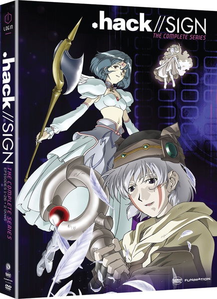 .hack//Sign Complete Series DVD