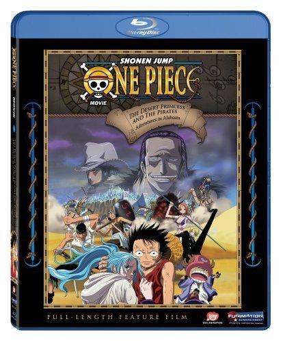 One Piece Movie 8 Episodes of Alabasta Blu-ray