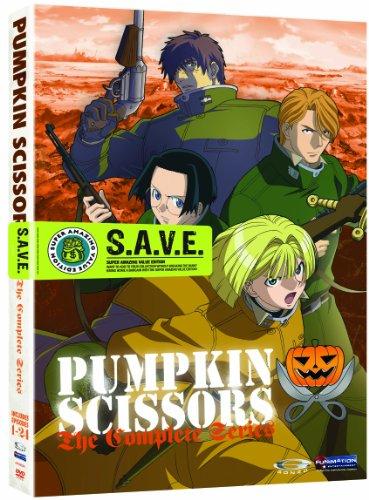 Pumpkin Scissors Complete Series DVD SAVE Edition