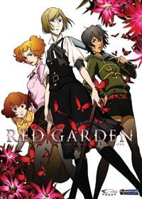 Red Garden Complete Series & OVA DVD SAVE Edition